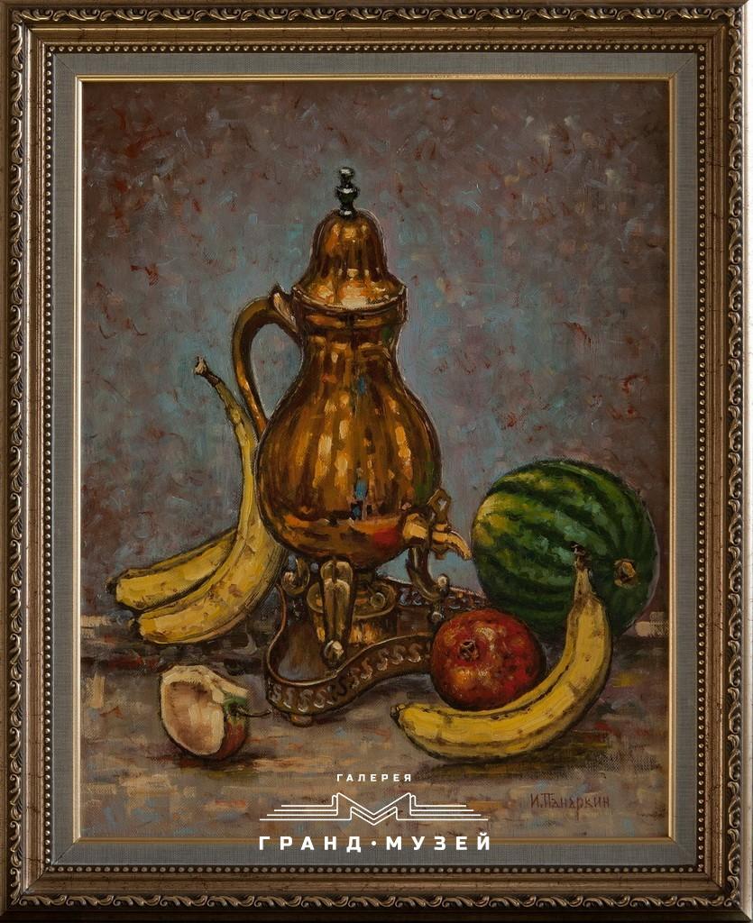Бульотка и фрукты