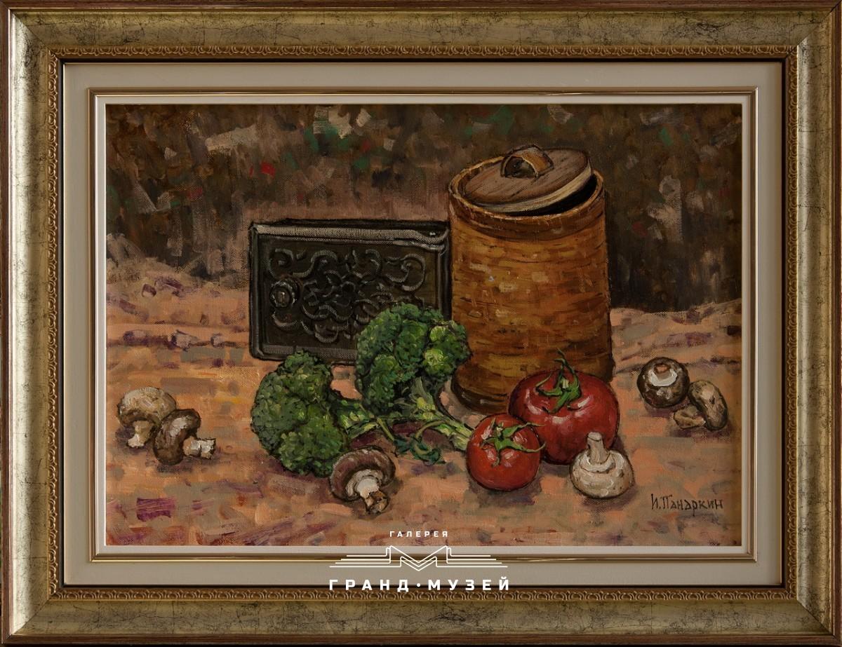 Туясок и грибы