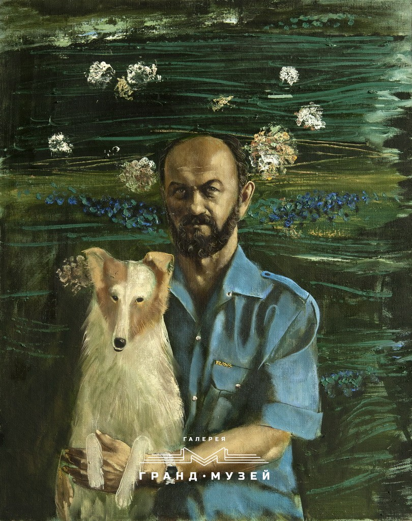 Портрет Василия Фаломкина