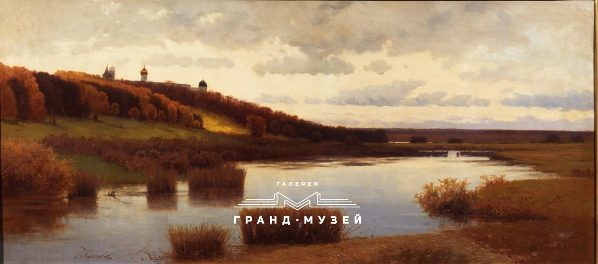 Саввино-Сторожевский монастырь. Звенигород