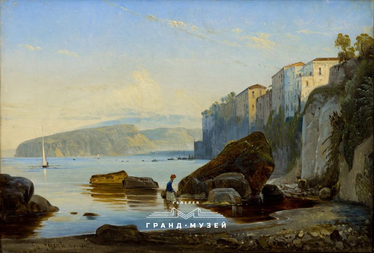 Вид Неаполитанского залива