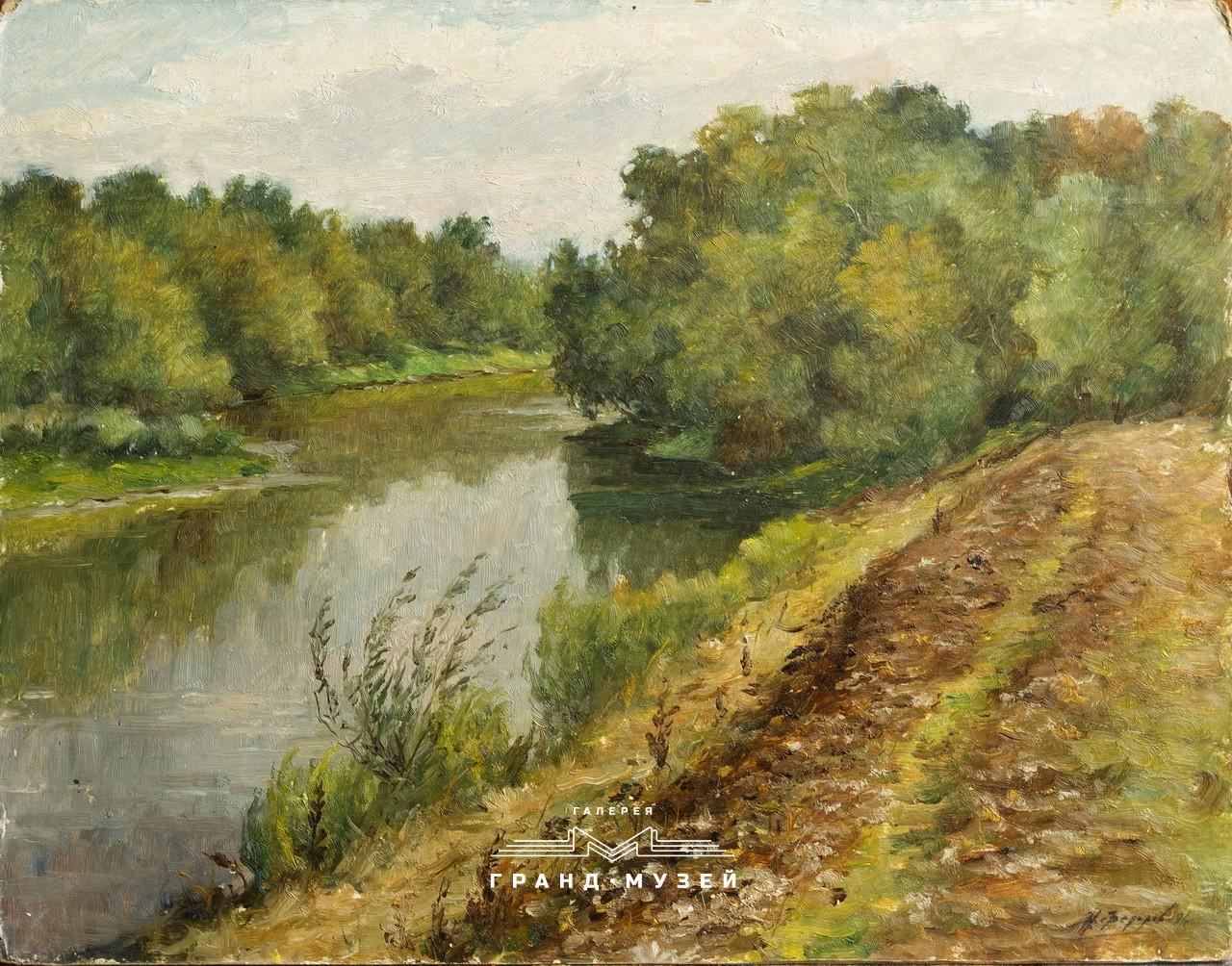Речка Ягодная