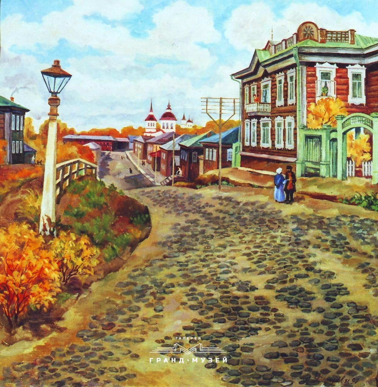 Улица дворянская