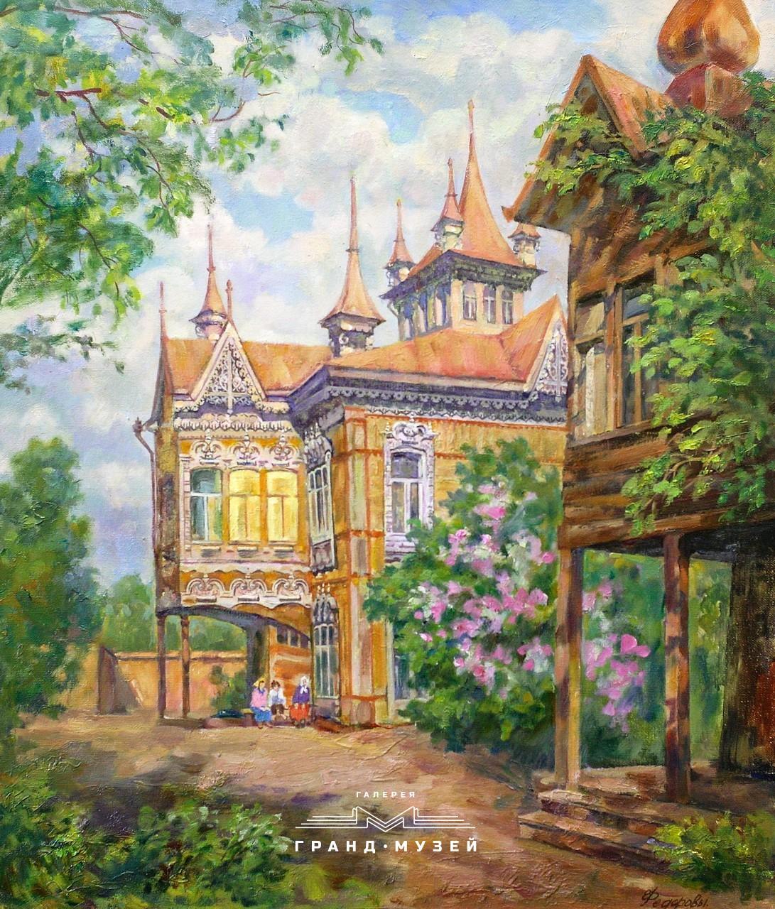 Дом на Красноармейской