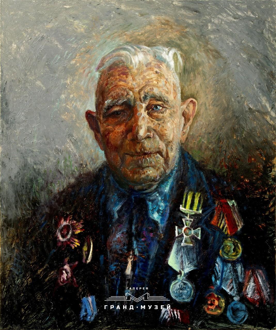 Портрет Самойленко Николая Георгиевича