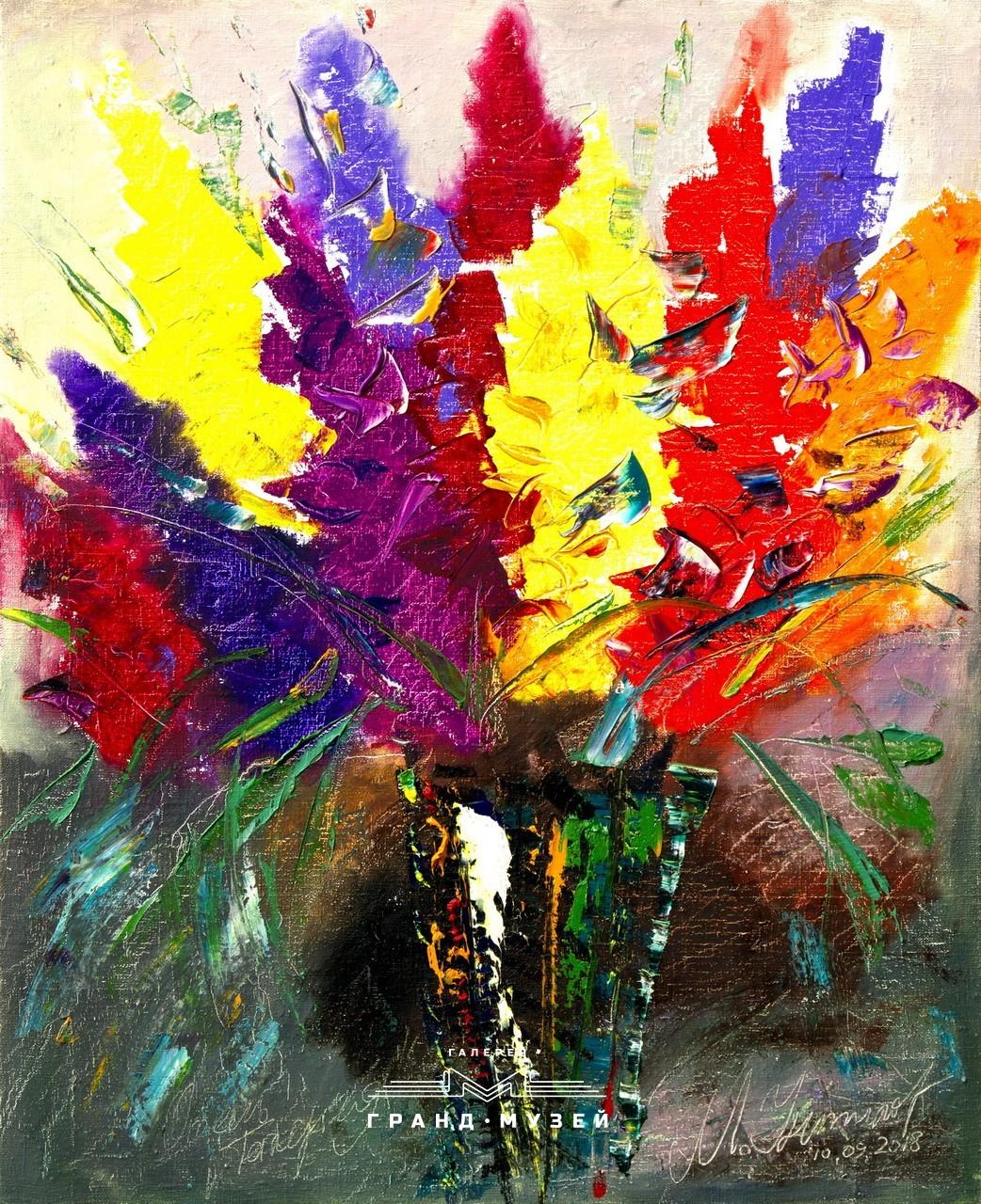 Радость многоцветия