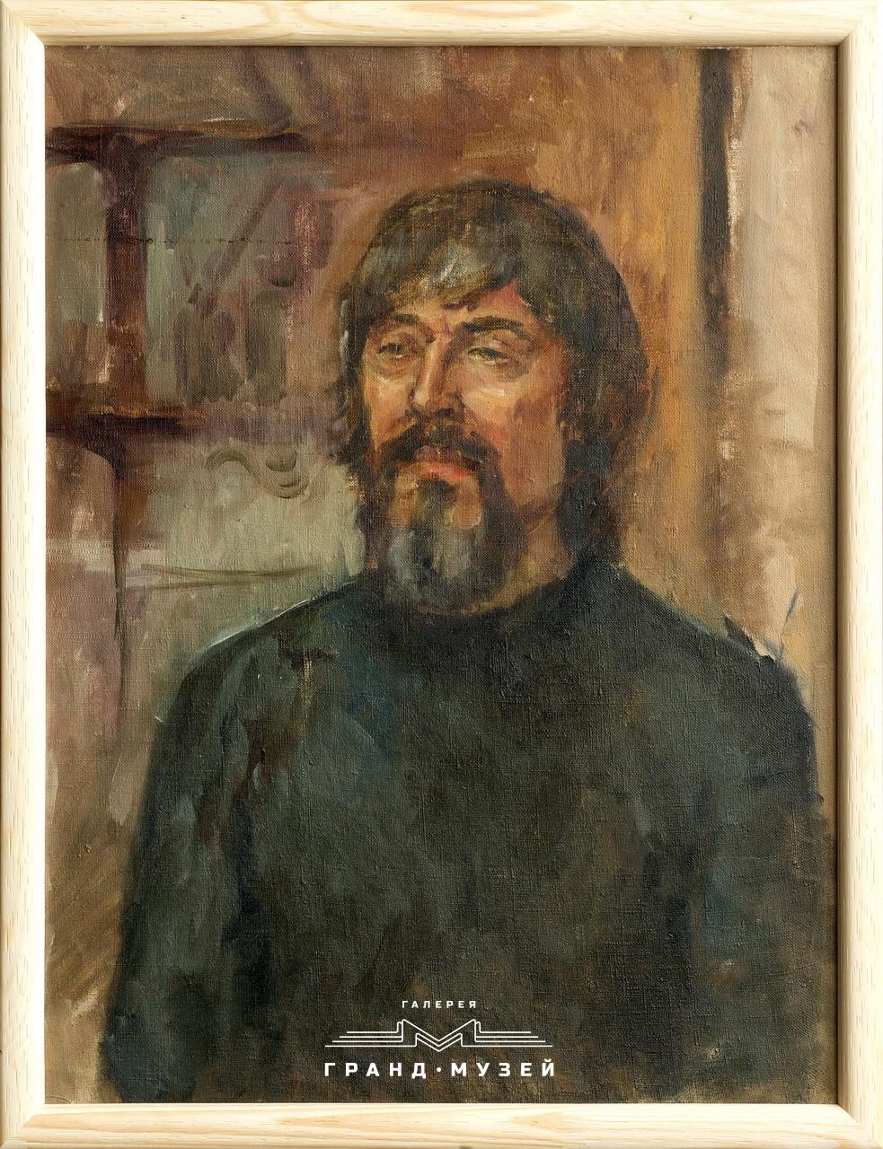 Портрет П.П. Гавриленко