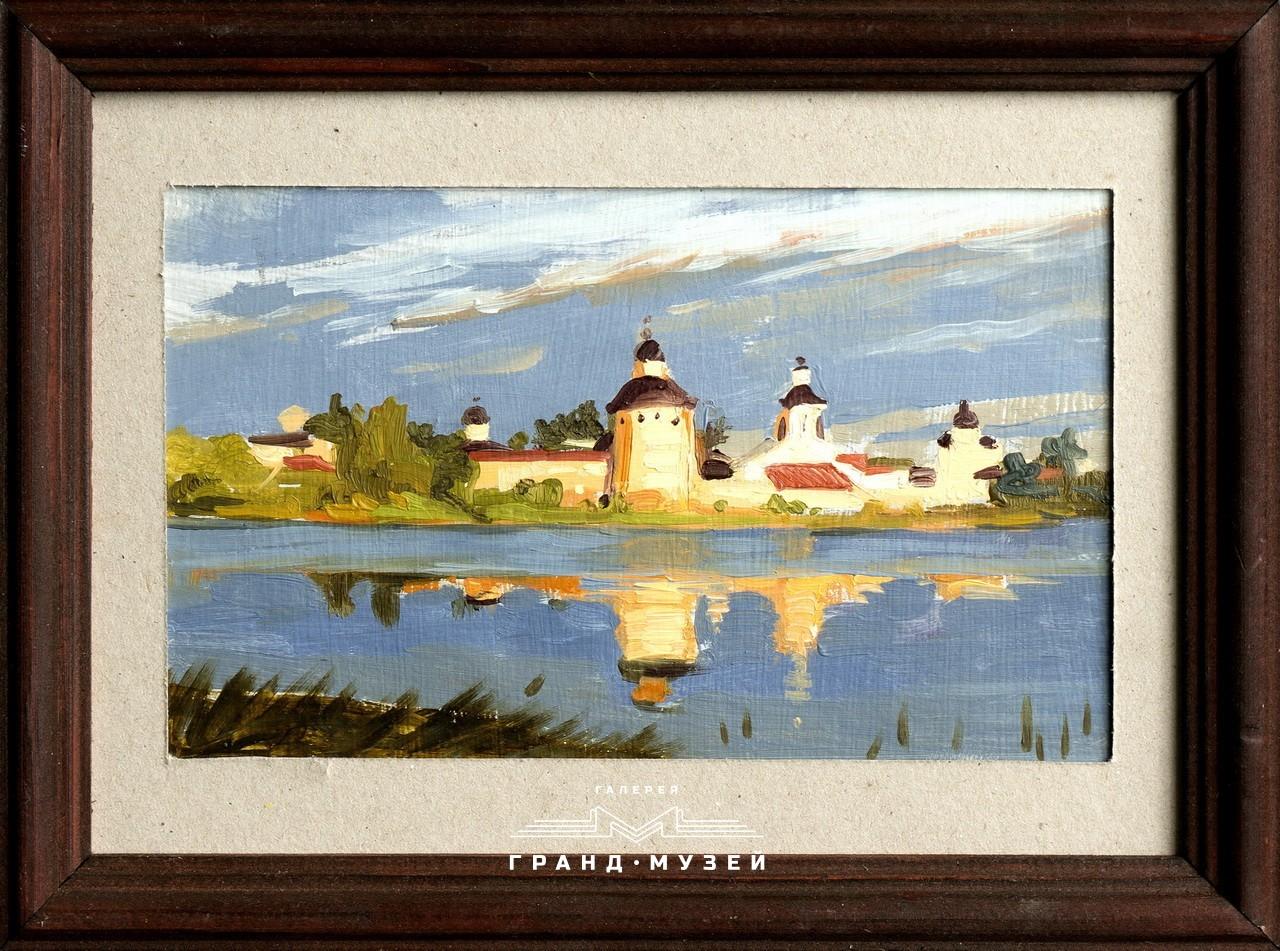 Кирилло-Белозерскиё монастырь