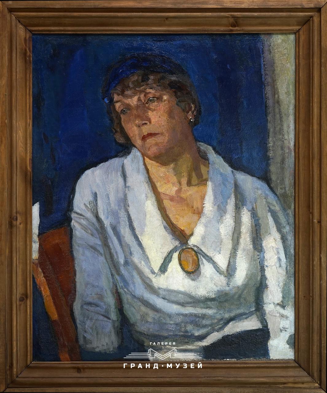 Портрет Н.Толстой