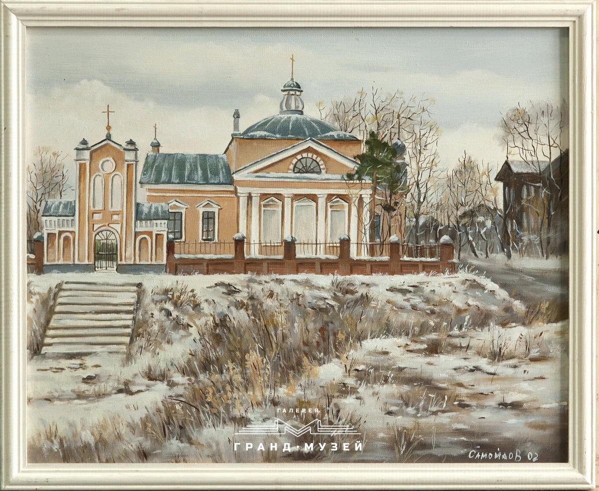 Костел св. Розарии
