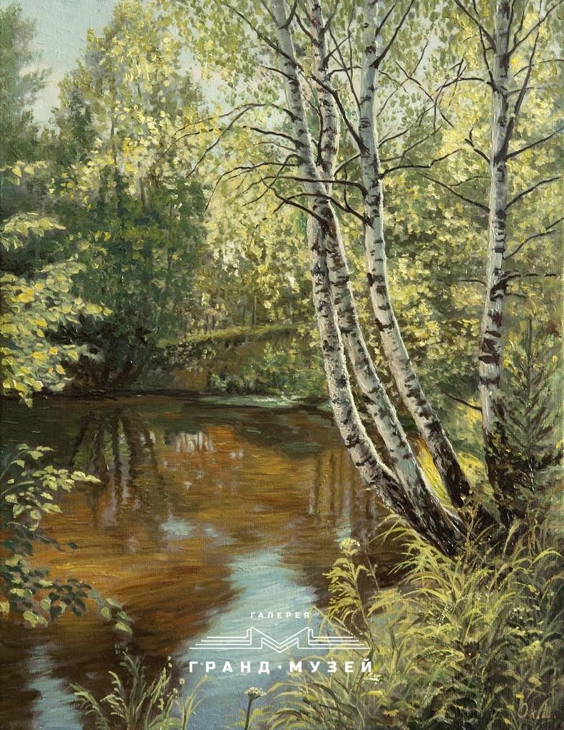 Лето у реки