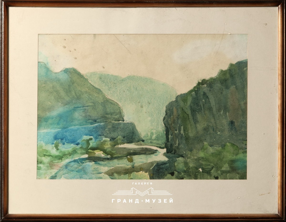 Ферганский перевал