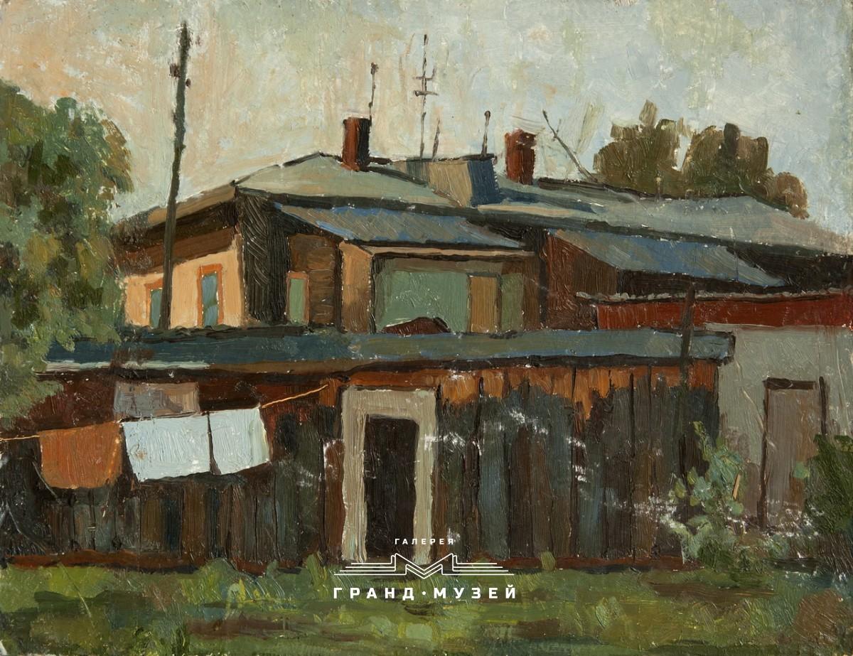 Томский домик