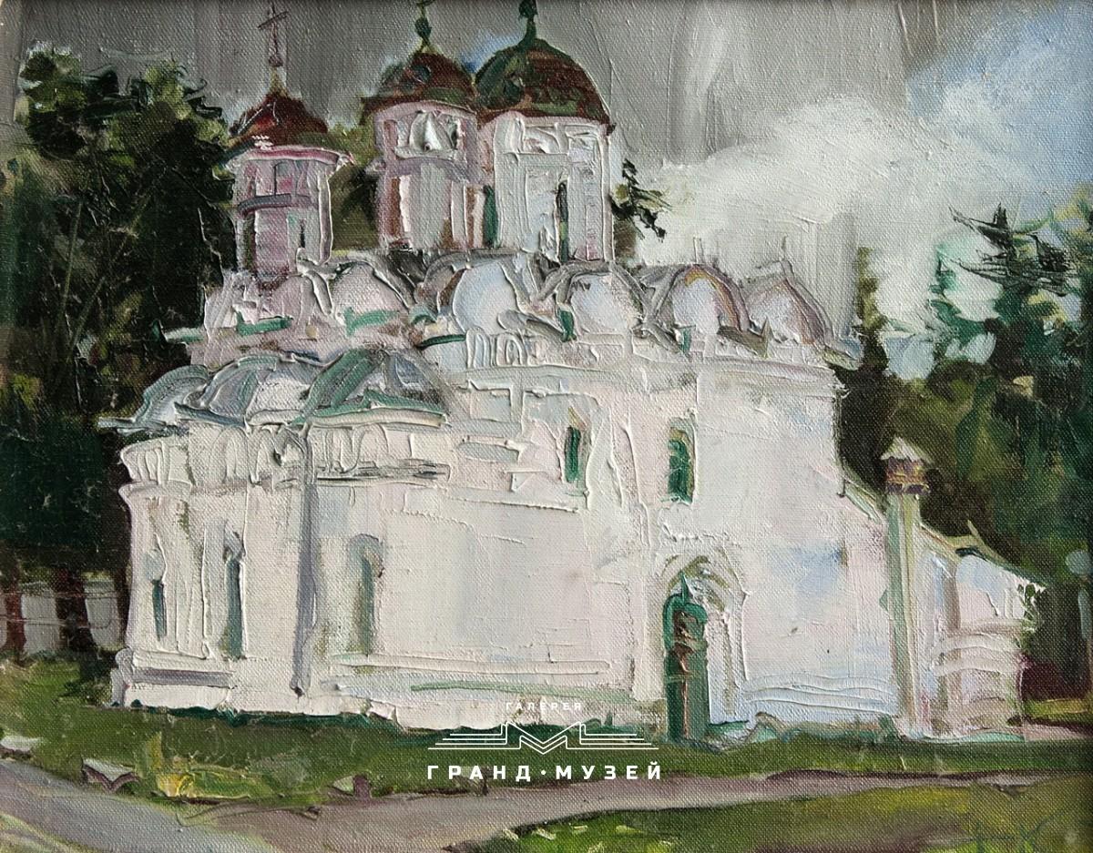 Суздаль. Храм