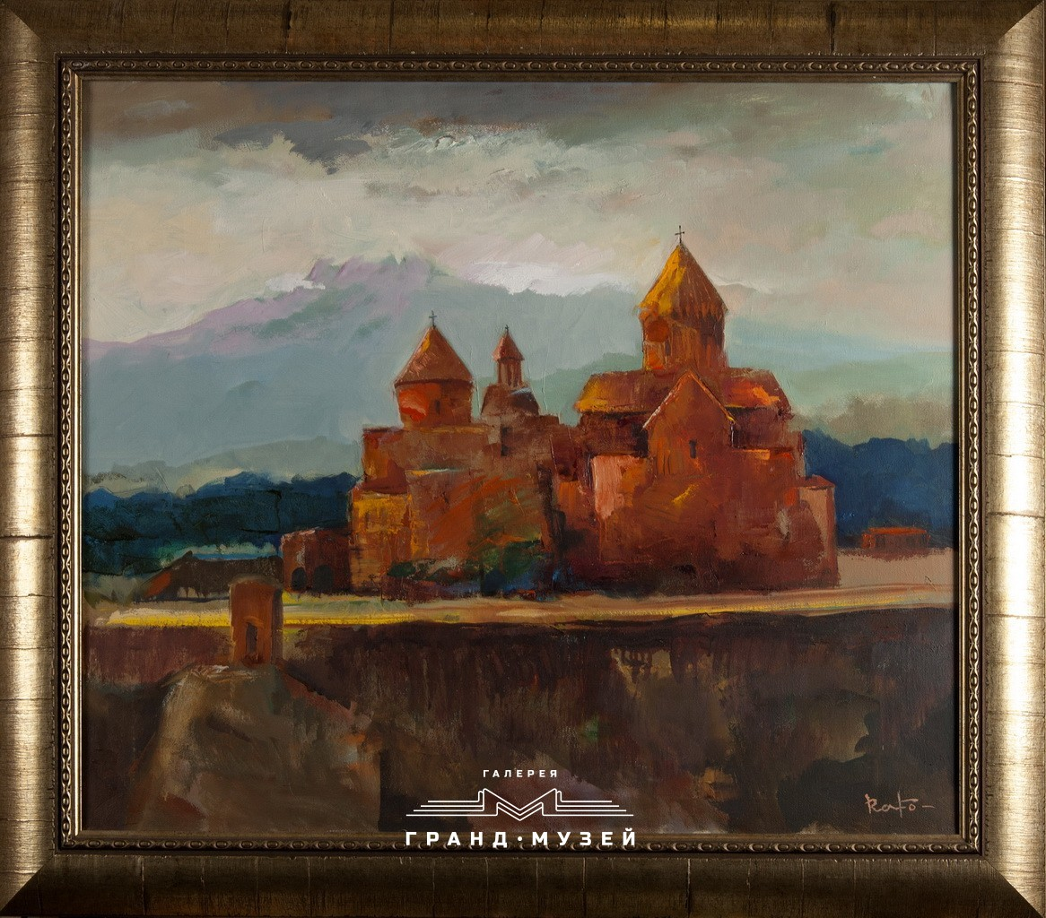 """Церковь """"Арыч"""" в Армении"""