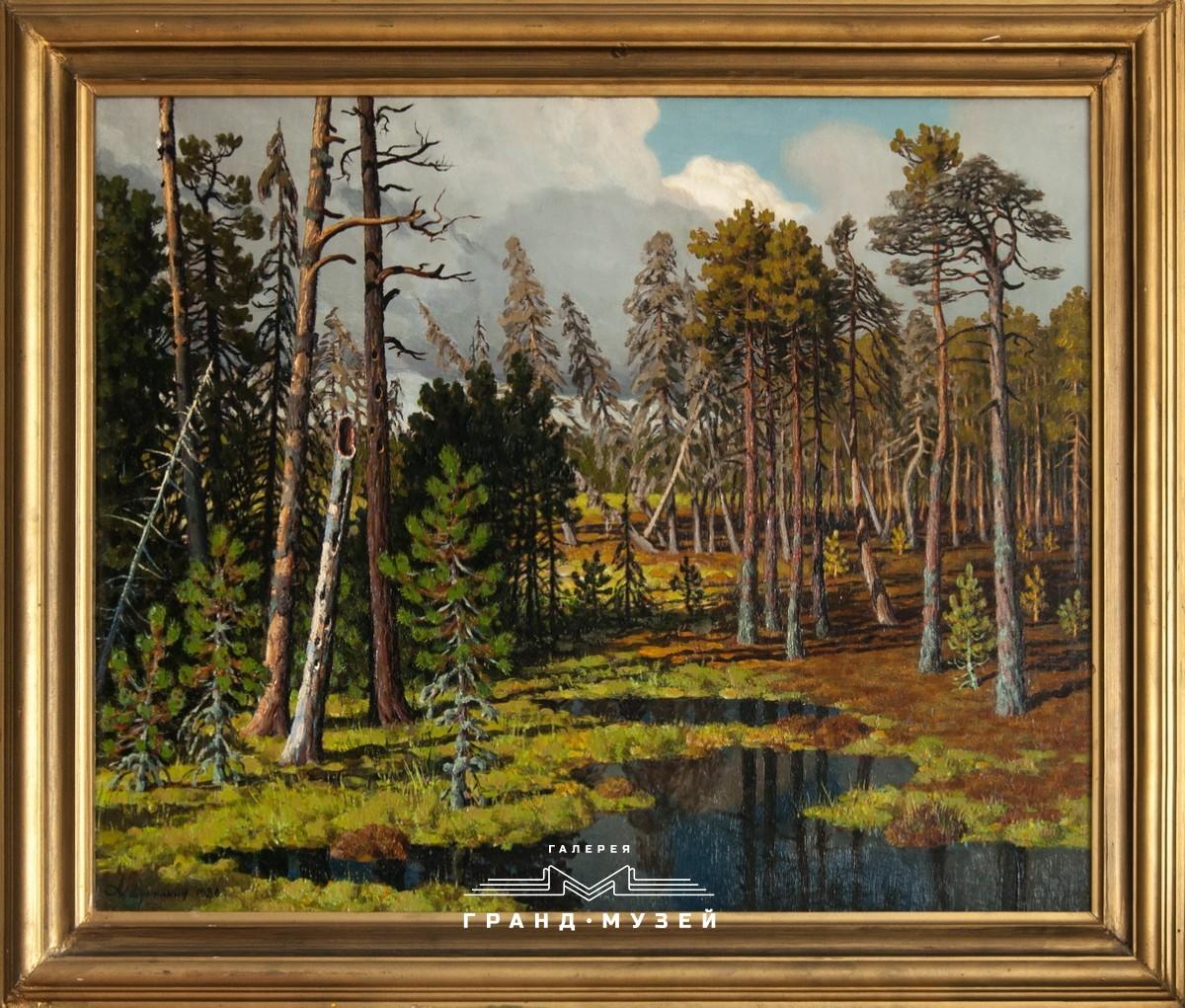 Болотный лес