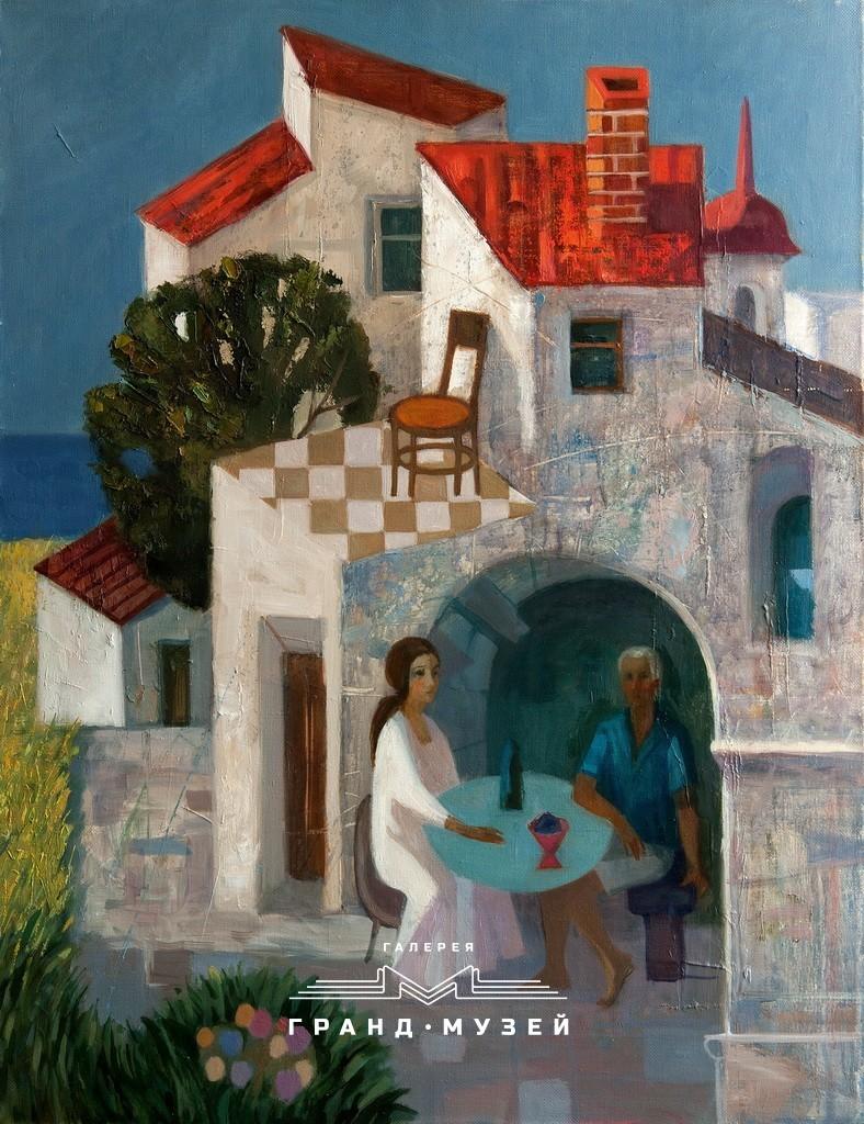 Сказки Средиземноморья. Дом в Каталунии
